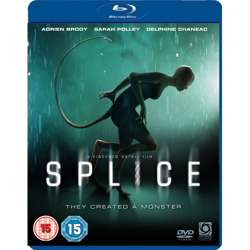 Splice (UK-import) (BLU-RAY)