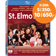 Produktbilde for St. Elmo's Fire (BLU-RAY)