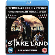 Stake Land (UK-import) (BLU-RAY)