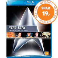 Produktbilde for Star Trek 1 - The Motion Picture (BLU-RAY)