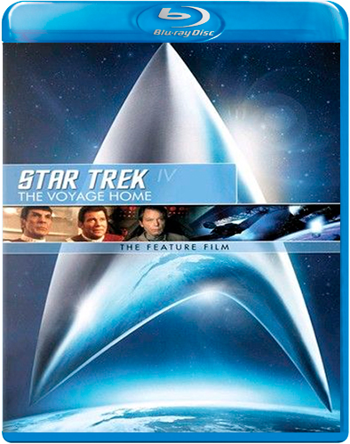 Star Trek 4 - The Voyage Home (BLU-RAY)