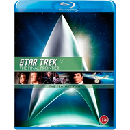 Star Trek 5 - The Final Frontier (BLU-RAY)