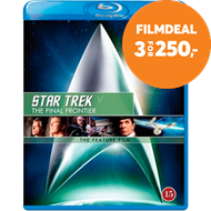 Produktbilde for Star Trek 5 - The Final Frontier (BLU-RAY)