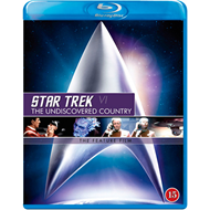 Star Trek 6 - The Undiscovered Country (BLU-RAY)