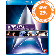 Produktbilde for Star Trek 6 - The Undiscovered Country (BLU-RAY)