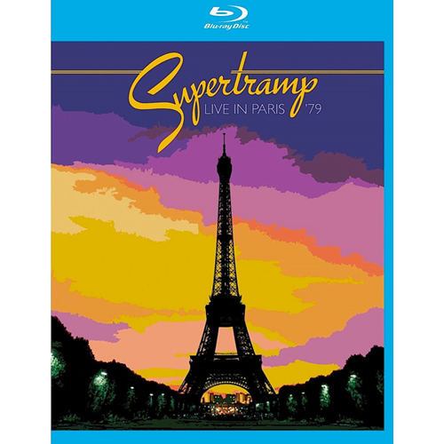 Supertramp - Live In Paris '79 (UK-import) (BLU-RAY)