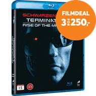 Produktbilde for Terminator 3 - Rise Of The Machines (BLU-RAY)