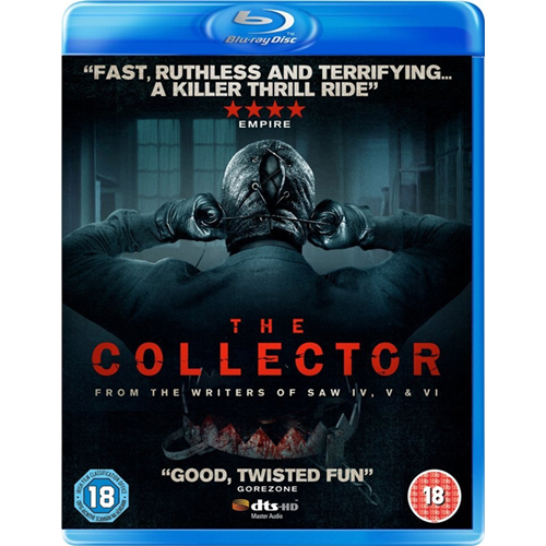 The Collector (UK-import) (BLU-RAY)