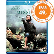 Produktbilde for The Mission (BLU-RAY)