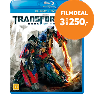 Produktbilde for Transformers 3 - Dark Of The Moon (BLU-RAY)