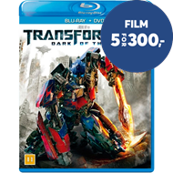 Transformers 3 - Dark Of The Moon (BLU-RAY)