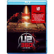 U2 - 360 At The Rose Bowl (BLU-RAY)