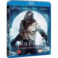 The Wolfman (2010) (BLU-RAY)