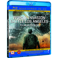 World Invasion - Battle: Los Angeles (BLU-RAY)