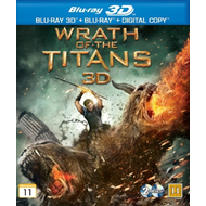 Wrath Of The Titans (Blu-ray 3D + Blu-ray)