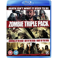 Zombie Triple Pack (UK-import) (BLU-RAY)