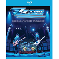 ZZ Top - Live From Texas (UK-import) (BLU-RAY)