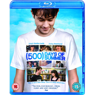 (500) Days Of Summer (UK-import) (BLU-RAY)