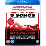 9 Songs (UK-import) (BLU-RAY)