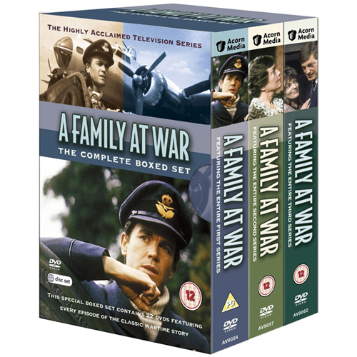 A Family At War - The Complete Series (UK-import) (DVD)