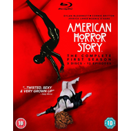 American Horror Story - Sesong 1 (UK-import) (BLU-RAY)