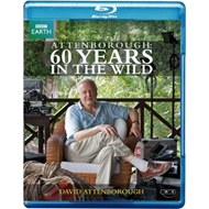 Attenborough - 60 Years In The Wild (UK-import) (BLU-RAY)