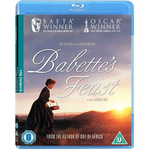 Babette's Feast (UK-import) (BLU-RAY)