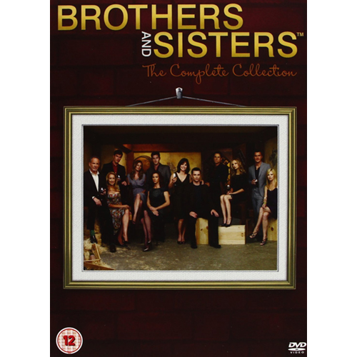 Brothers And Sisters - Sesong 1 - 5 (UK-import) (DVD)