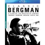 Classic Bergman - 5 Films By The Master Of Cinema (UK-import) (BLU-RAY)