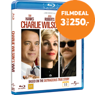 Produktbilde for Charlie Wilson's War (BLU-RAY)