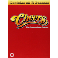 Cheers - The Complete Series (UK-import) (DVD)