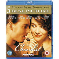 Chocolat (UK-import) (BLU-RAY)
