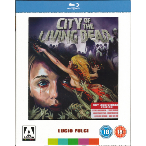 City Of The Living Dead (UK-import) (BLU-RAY)