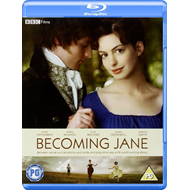 Den Unge Jane Austen (UK-import) (BLU-RAY)