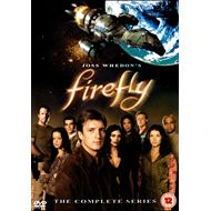 Firefly - The Complete Series (UK-import) (DVD)