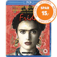 Produktbilde for Frida (UK-import) (BLU-RAY)