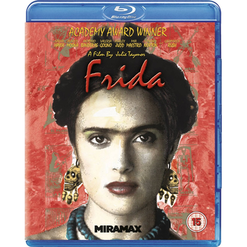 Frida (UK-import) (BLU-RAY)