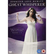 Ghost Whisperer - Den Komplette Serien (UK-import) (DVD)