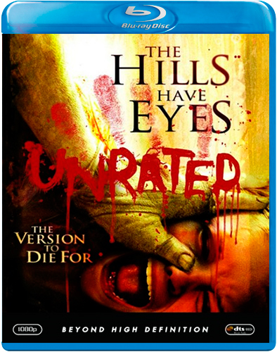 The Hills Have Eyes - Unrated (BLU-RAY)