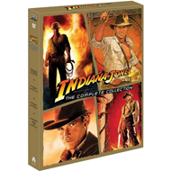 Produktbilde for Indiana Jones - Quadrilogy (DVD)