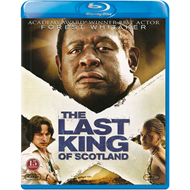 The Last King Of Scotland (BLU-RAY)
