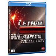 The Lethal Weapon Collection (BLU-RAY)