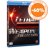 Produktbilde for The Lethal Weapon Collection (BLU-RAY)