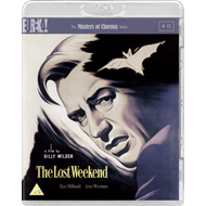 The Lost Weekend (UK-import) (BLU-RAY)