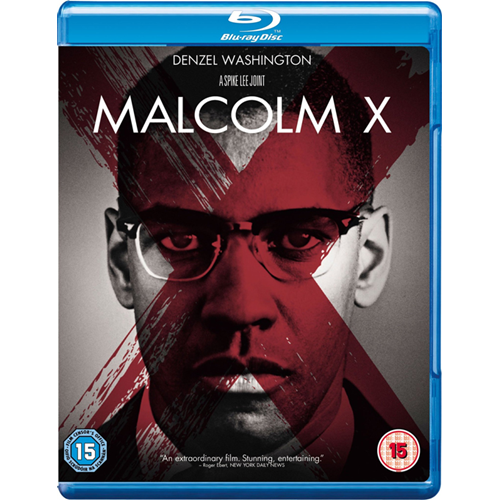 Malcolm X (UK-import) (BLU-RAY)