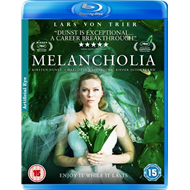 Melancholia (UK-import) (BLU-RAY)