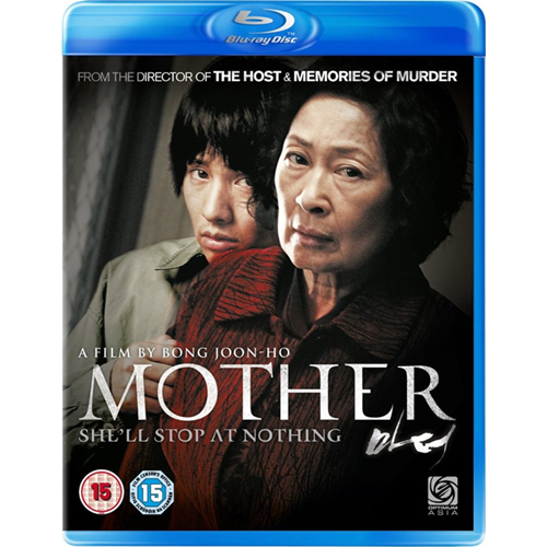 Mother (UK-import) (BLU-RAY)