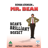 Mr. Bean's Brilliant Boxset (UK-import) (DVD)