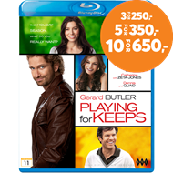 Produktbilde for Playing For Keeps (BLU-RAY)