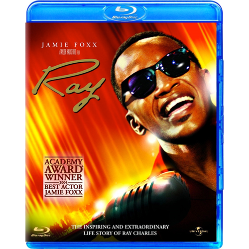 Ray (UK-import) (BLU-RAY)